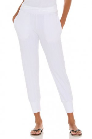 vitamin A West Pant in White